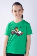 náhled - Ranní ptáče detské tričko