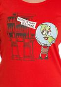 náhled - Gravitace dámske tričko