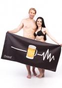 náhled - Beer Help rýchloschnúca osuška