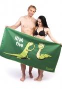 náhled - High Five rýchloschnúca osuška