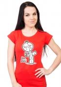 náhled - Dáme panáka dámske tričko