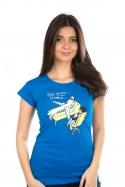 náhled - Všichni jsou blázni dámske tričko