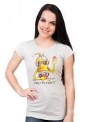 náhled - Mastím karty dámske tričko