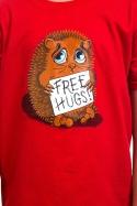 náhled - Objatie zadarmo detské tričko