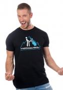 náhled - Vysokohorská přirážka pánske tričko