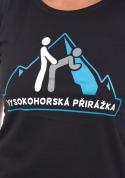 náhled - Vysokohorská přirážka dámske tričko