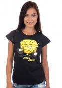 náhled - Nejsem máslo dámske tričko