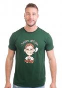 náhled - Jeníček a mařenka pánske tričko