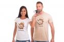 náhled - Al Cappuccino pánske tričko