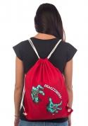 náhled - Brains červený vak na chrbát
