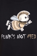 náhled - Punk's Not Med pánske tričko