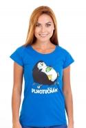 náhled - Plnotučňák dámske tričko