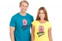 náhled - Donuť se dámske tričko