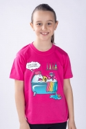 náhled - Ako sa stať jednorožcom detské tričko