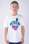 náhled - Je to rebel detské tričko