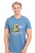 náhled - Křída pánske tričko