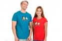 náhled - Tikání pánske tričko
