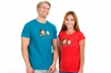náhled - Tikání dámske tričko