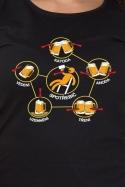 náhled - Pivní obvody dámske tričko