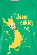 náhled - Cáklej detské tričko
