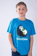 náhled - Plnotučňák detské tričko