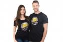 náhled - Klub riadnych píčů čierne pánske tričko
