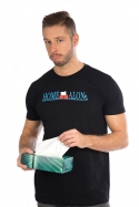 náhled - Sám doma pánske tričko