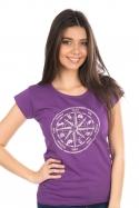 náhled - Alkoholický kompas dámske tričko
