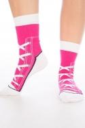 náhled - Hledám tu pravou fuchsiové ponožky