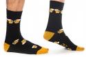 náhled - Přines pivo čierné ponožky