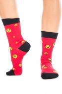 náhled - Smajlík zamilovaný ponožky