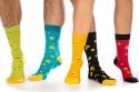 náhled - Smajlík set 5 párov ponožiek