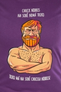 náhled - Chuck Norris dámske tričko