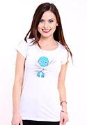 náhled - Bubák dámske tričko