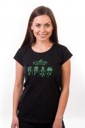 náhled - Kytkovrah dámske tričko