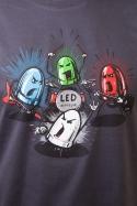 náhled - Led Zeppelin pánske tričko