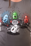 náhled - Led Zeppelin dámske tričko