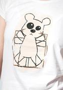 náhled - Da Vinci Teddy dámske tričko