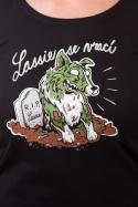 náhled - Lassie se vrací dámske tričko