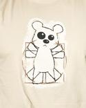 náhled - Da Vinci Teddy pánske tričko