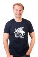 náhled - Piloun pánske tričko