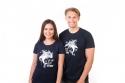 náhled - Žraločice dámske BIO tričko