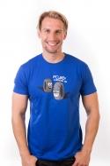 náhled - Pneumatiky pánske tričko