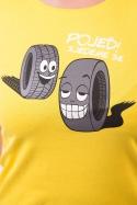 náhled - Pneumatiky dámske tričko