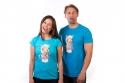 náhled - Tlama pánske tričko