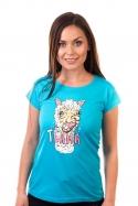 náhled - Tlama dámske tričko
