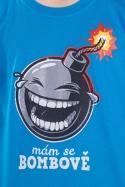 náhled - Mám se bombově detské tričko