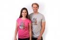 náhled - Mačka pradie dámske tričko