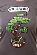 náhled - Bonzai dámske tričko
