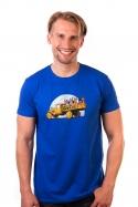 náhled - Zásobování pánske tričko